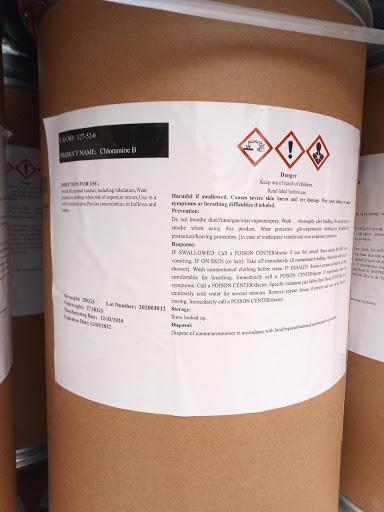 Hóa chất khử khuẩn bột cloramin b mua ở đâu đảm bảo an toàn và uy tín?