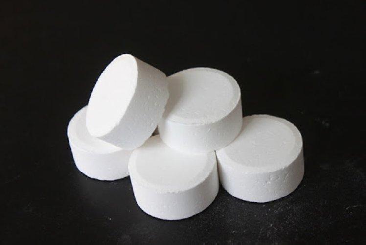 viên cloramin b